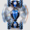 Дрифт машина трюковая на р у Storm Stunt управление жестами синяя