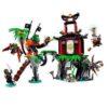 Конструктор Bela Ninja 10461 Тигровый остров вдов 448