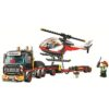 Конструктор CITY перевозчик вертолета 1