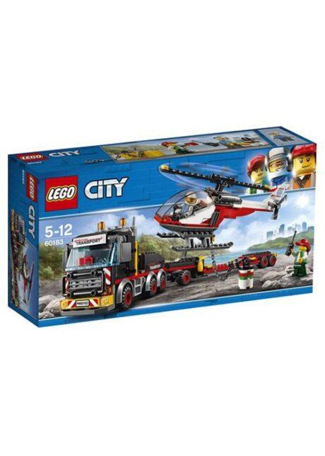 Конструктор CITY перевозчик вертолета