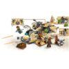 Конструктор Space Wars Боевой корабль Вуки 10377 569 деталей 4 фигурки