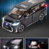 Металлическая машинка модель Lexus LM300h 21 см
