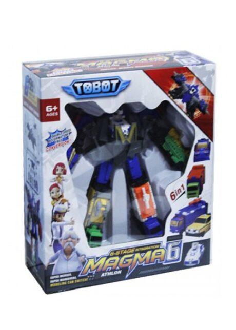 Трансформер Тобот Magna 6 в 1