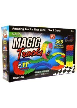 магик трек гонки