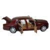 Машинка металлическая Роллс-Ройс, Rolls-Royce 20 см. звук мотора, свет фар