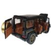 Машинка металлическая Гелендваген со световыми и звуковыми эффектами