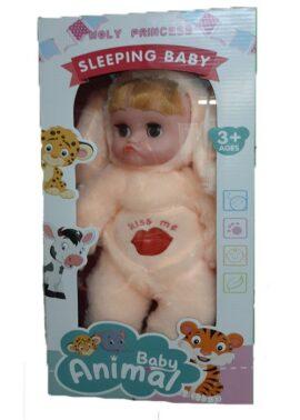 Мягкая светящаяся кукла Моли