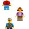 3 фигурки Конструктор BELA Cityes Дом на колесах 10871