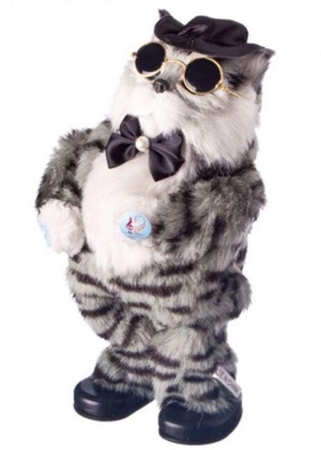 игрушка кот поёт и танцует